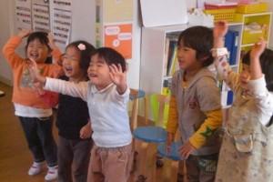 子供たちの瞳がいきいきと輝く世界